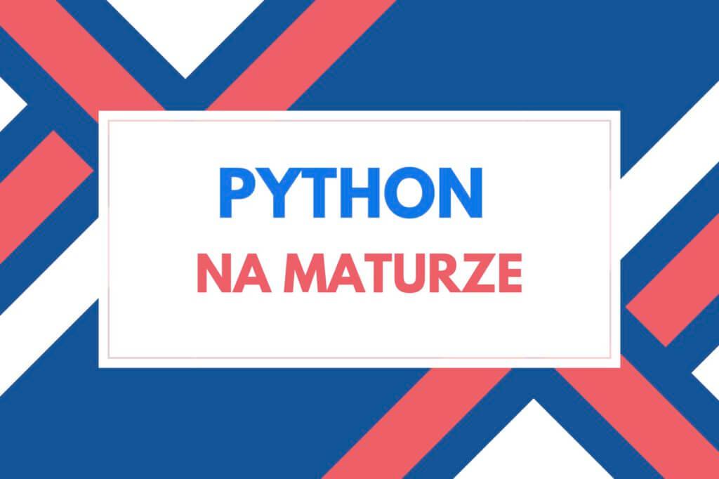 nauka pythona