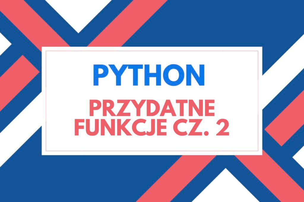 python matura z informatyki