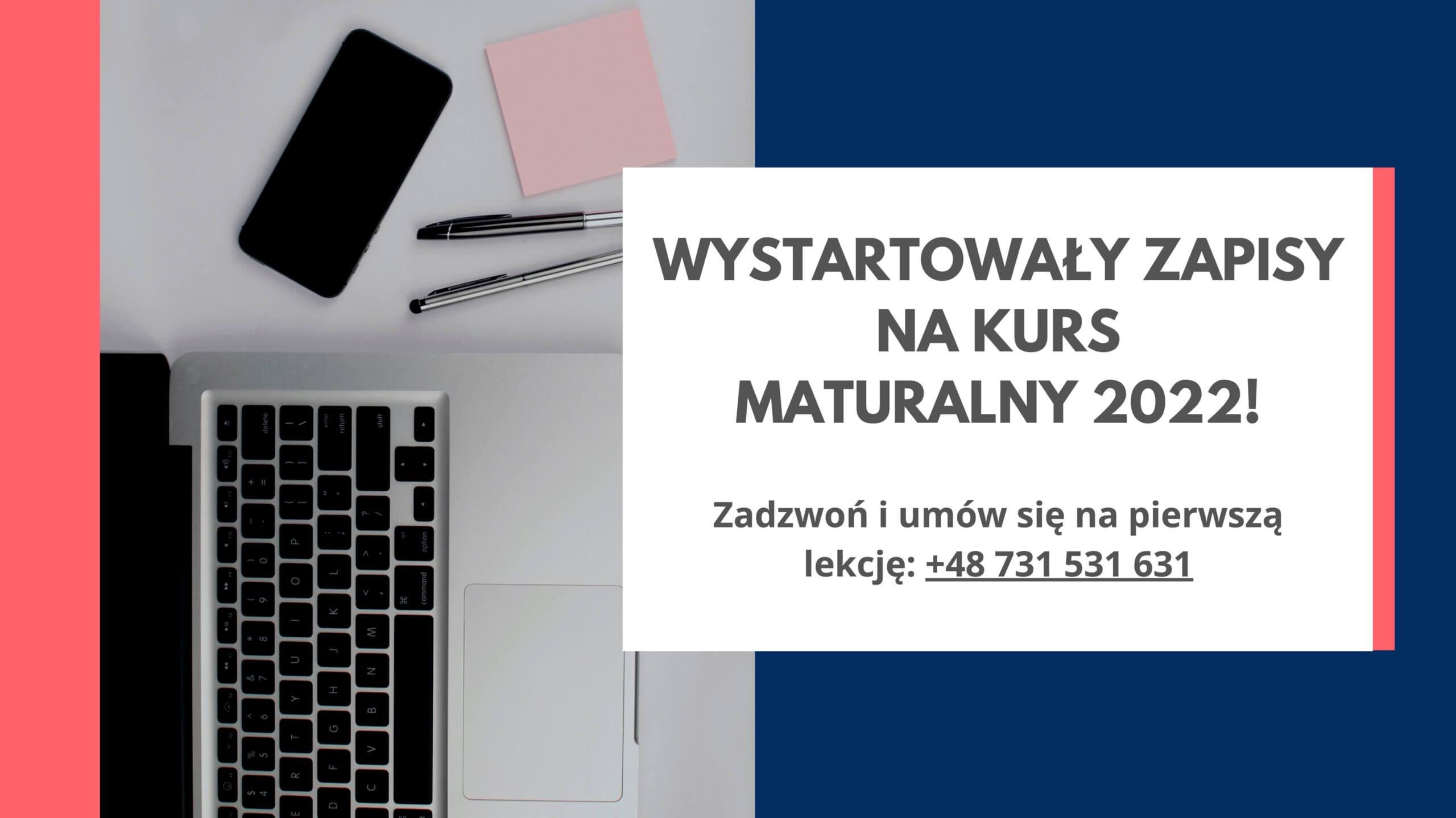 kurs maturalny informatyka