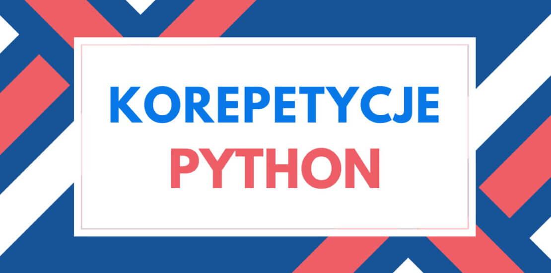korepetycje python