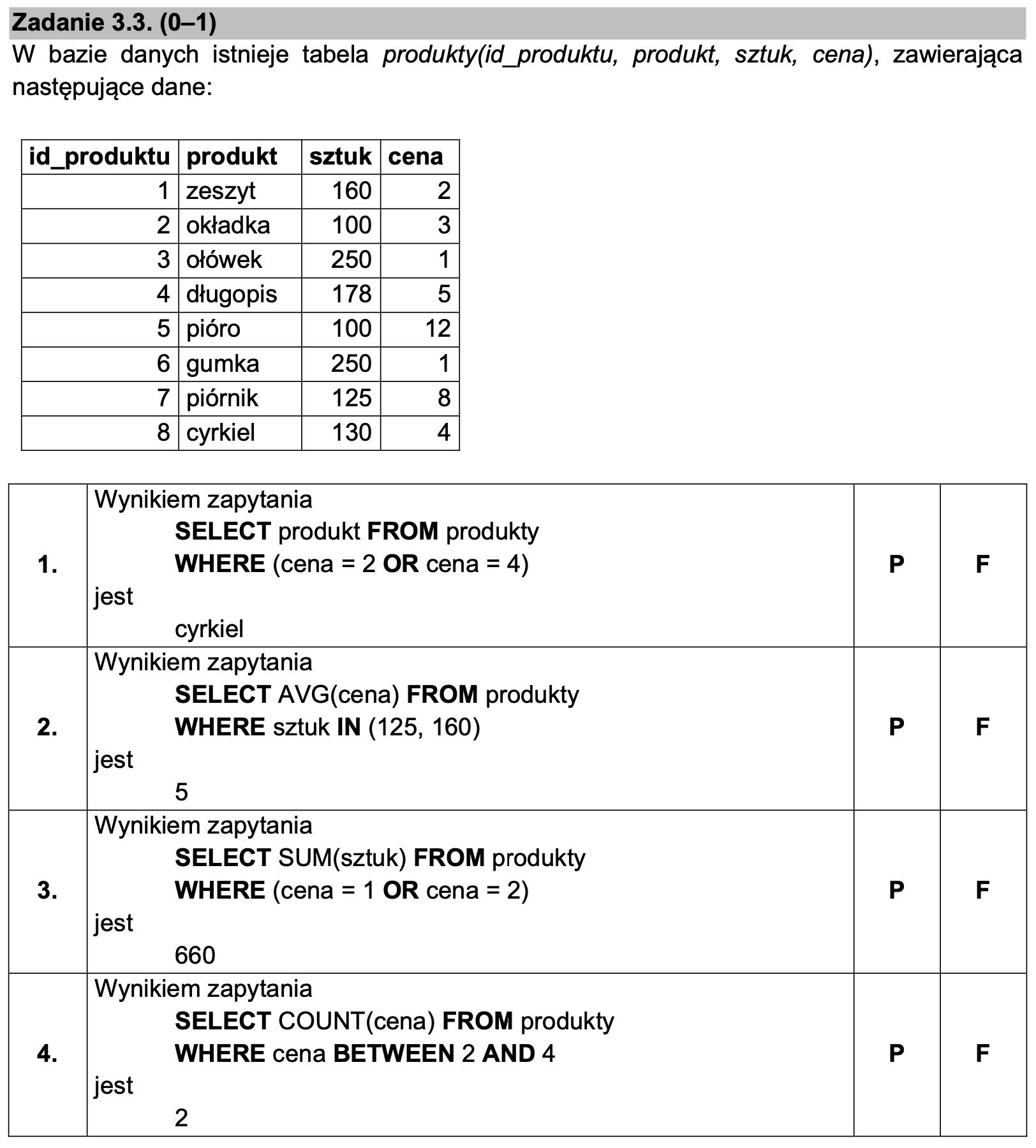 matura z informatyki 2021 zadanie 3.3